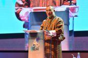 Thủ tướng Bhutan nói về cống hiến của Phật giáo