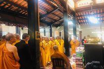 BTS Phật giáo Q.6 cúng dường trường hạ miền Tây
