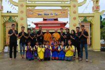 Tịnh xá Ngọc Giang trau dồi kỹ năng cho thanh thiếu niên