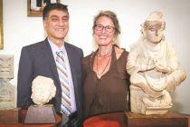 Tượng Phật 2.000 năm được trao trả lại cho Pakistan