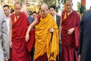 """Đức Dalai Lama """"quyết tâm sống đến 110 tuổi"""""""
