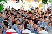 """Hơn 1.000 bạn trẻ tham dự khóa tu """"Nơi ấy con tìm về"""""""
