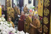 Lễ húy nhật HT.Thích Minh Trực tại chùa Phật Bửu